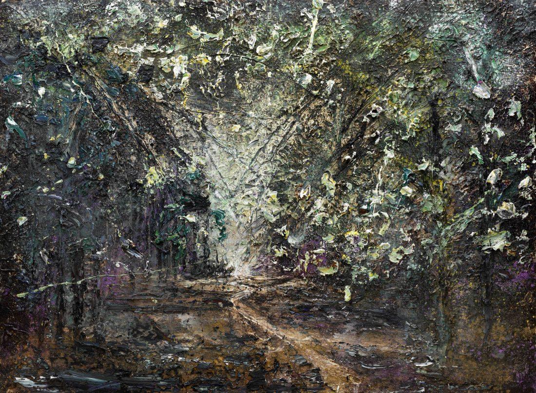 Environmental Artist Painting