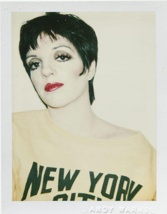 Andy Warhol »Liza Minelli« 1977, Bastian