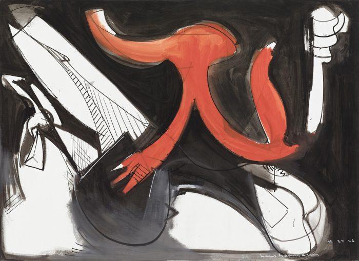 Hans Hofmann »Fear« 1946