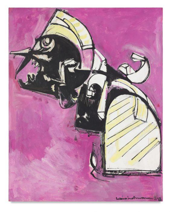 Hans Hofmann »Fury No.I« 1945