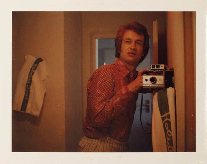 1975_Self Portrait_Wim Wenders