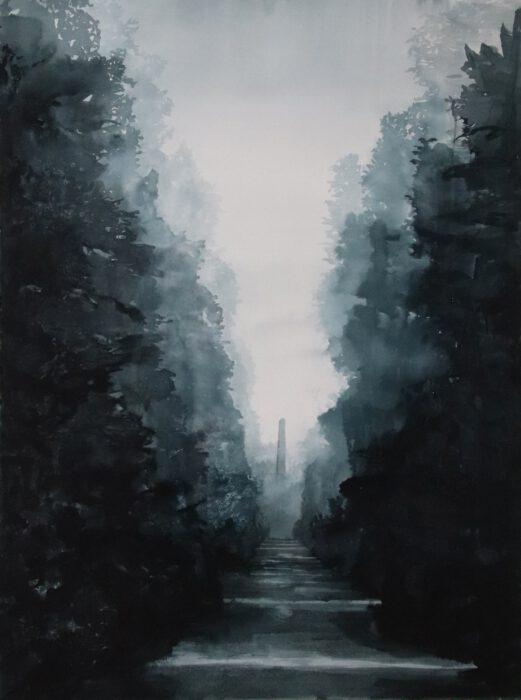 Emma Stibbon, Avenue Sanssouci, 2020