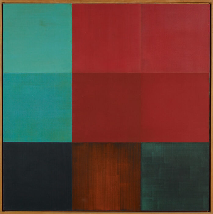 Ulrich Erben Farben der Erinnerung [Colours of Memory], 1996