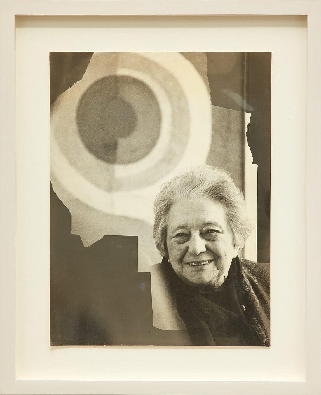 Andre Villers, Portrait de Sonia Delaunay