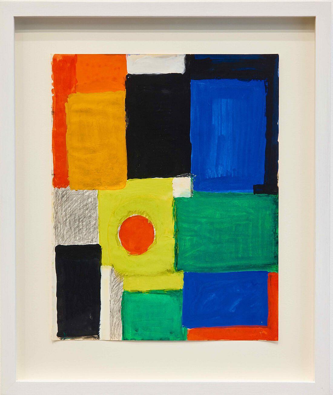 Sonia Delaunay Rythme Couleur, 1971